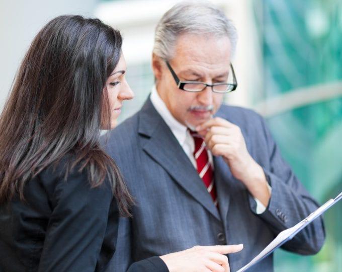 Assessments door auditors