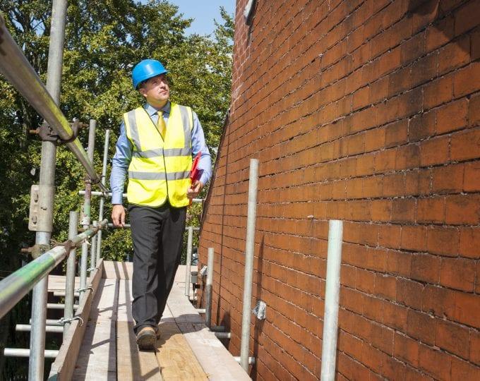 Inspectie en oplevering bouw